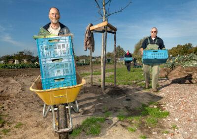 Urban Farming Den Bosch | Documentaire Fotografie | Mike Harris Fotografie