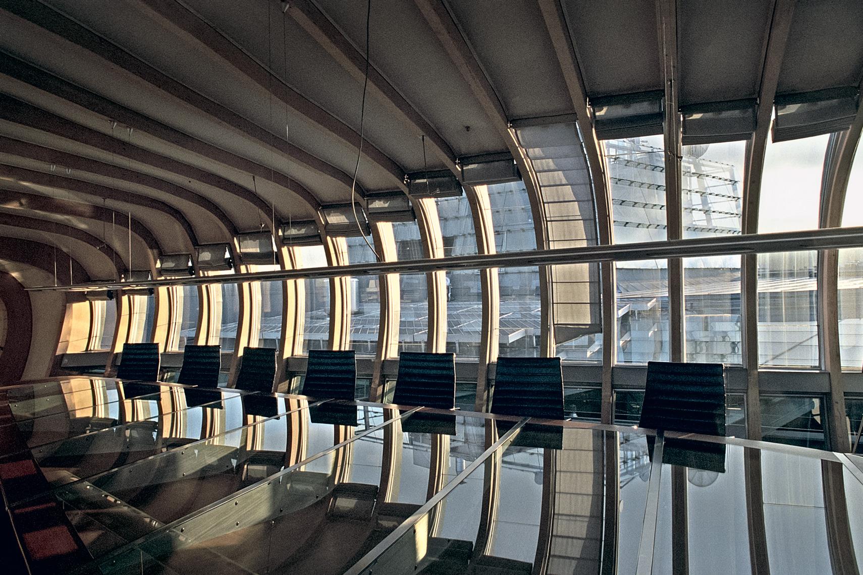 Architect Erick van Egeraat | Mike Harris Photography