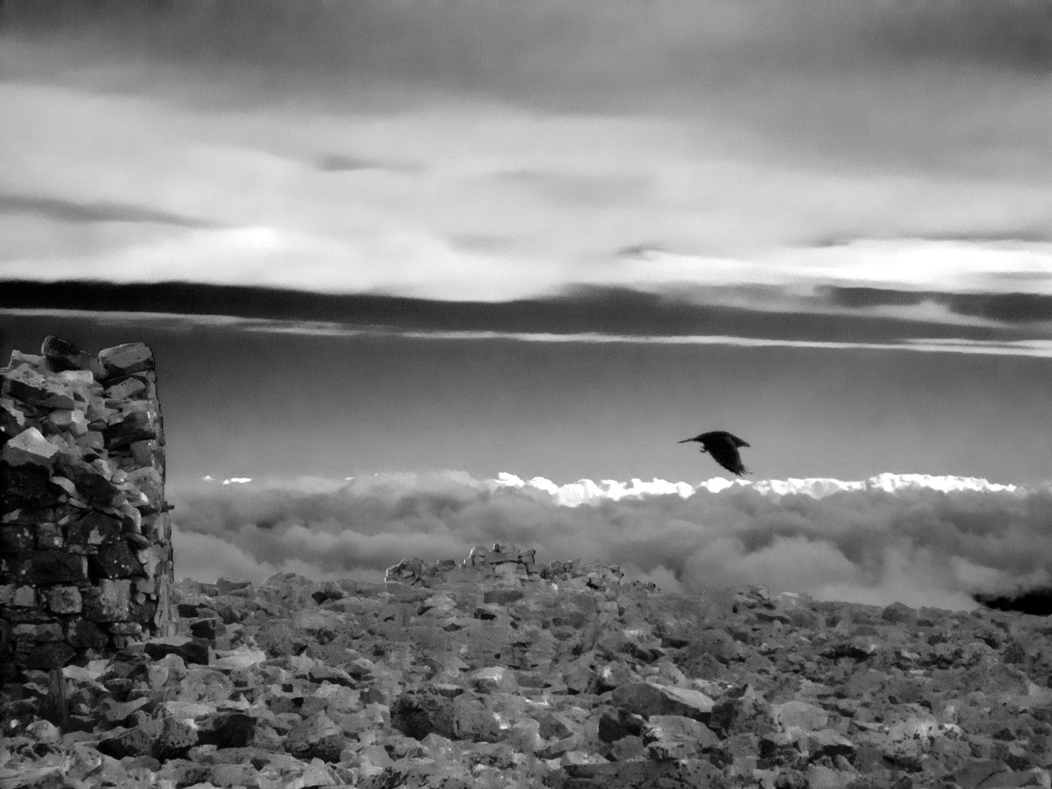 Caveman - travel photography Scottish Highlands   Mike Harris Photography