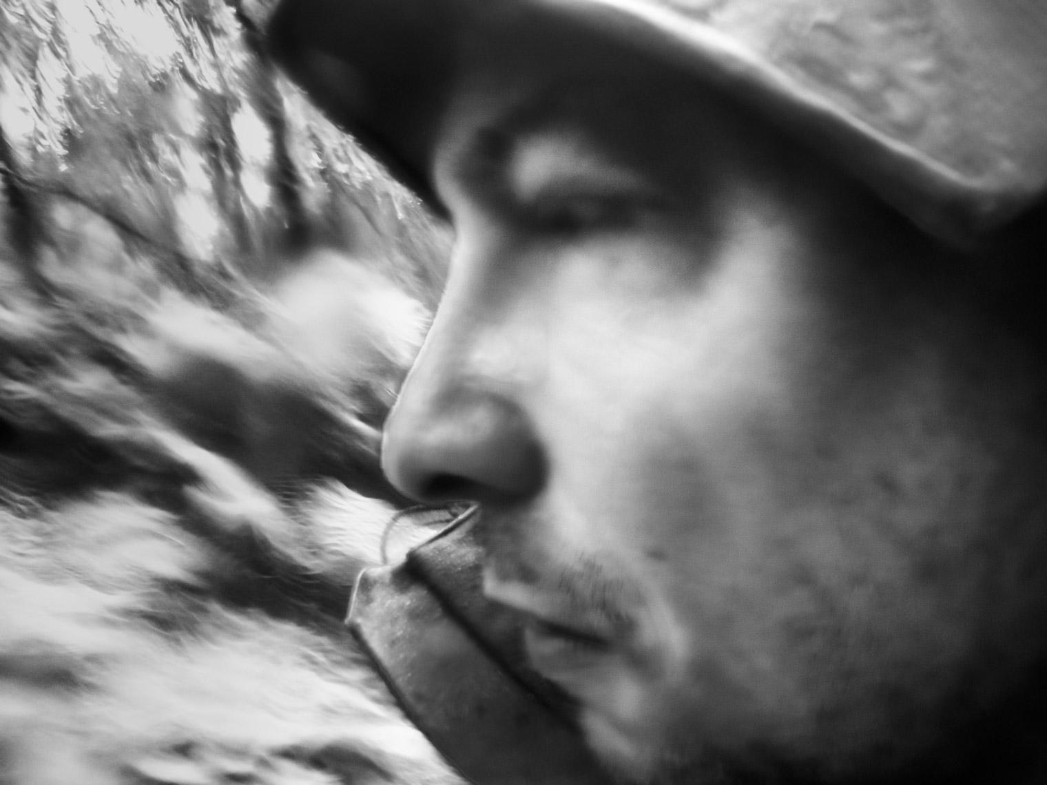 Caveman - travel photography Scottish Highlands | Mike Harris Photography