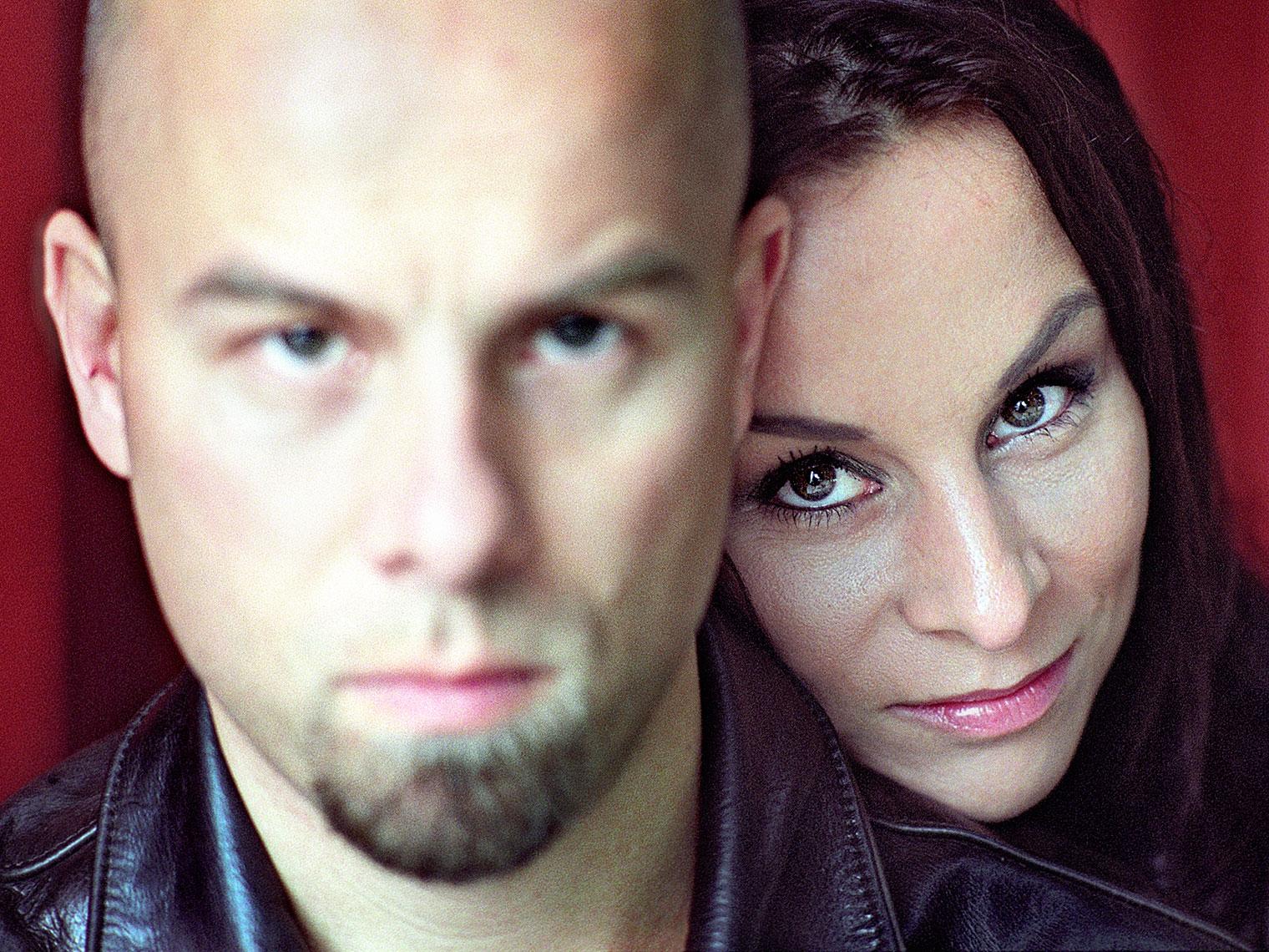 Tjeerd en Trijntje Oosterhuis, AKA Total Touch