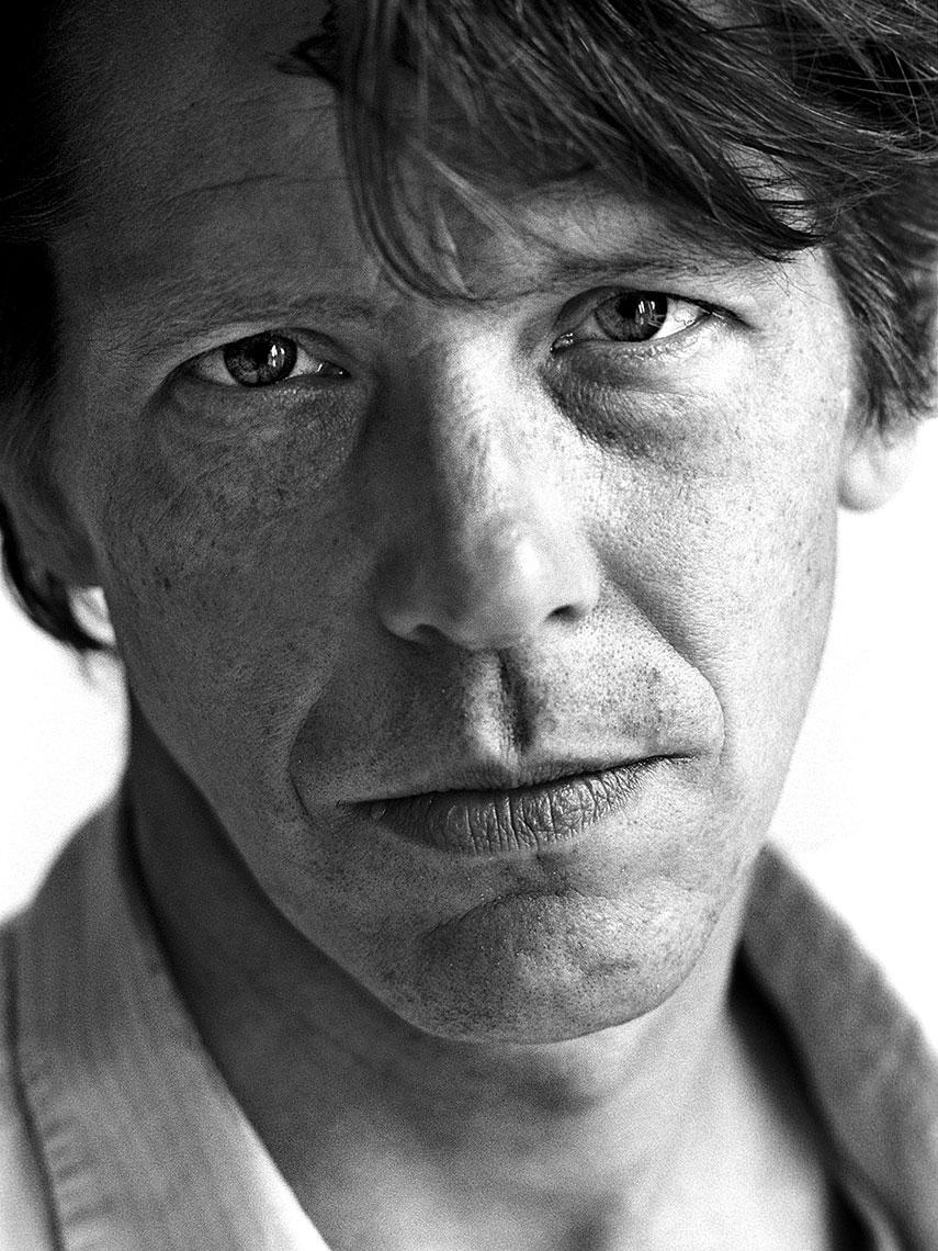 Dirk van Weelden | portrait photography | Mike Harris Photography