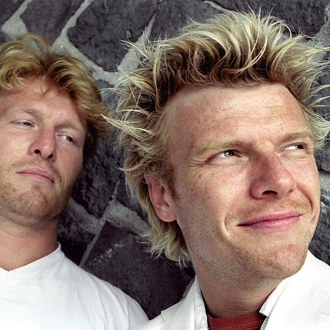 Bastiaan en Roef Ragas | portrait photography | Mike Harris Photography